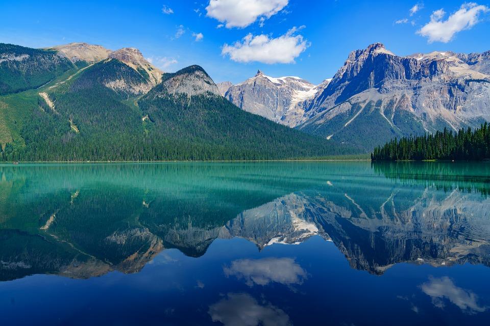 Canada Dell'Est Tra Città e Natura